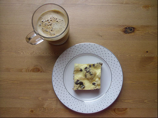 ריבועי גבינה עם בצק עוגיות