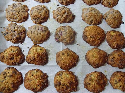 עוגיות צ'אנקי-מאנקי
